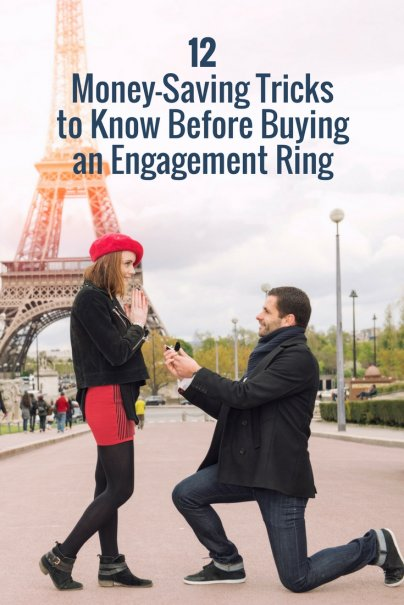 12 Money-Saving Tricks to Know Before Buying an Engagement Ring