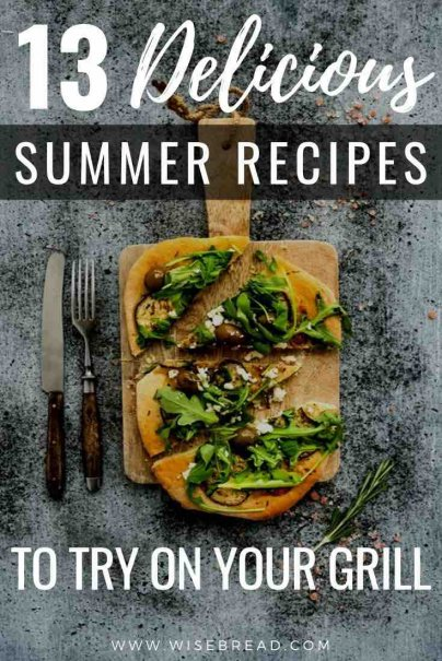 Whether you're a veggie-loving vegan or a meat-obsessed carnivore, there are some amazing grilled recipes out there to try. Here are a few recipes to try on your grill this summer! | #grilling #grilledrecipes #bbq