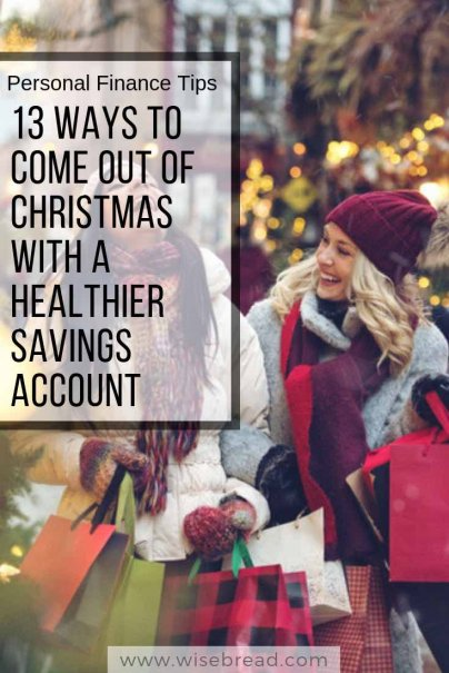 Don't go into debt this christmas, here are 13 tips on how you can earn some extra money during the holidays, and budget for the festive period! | #moneysaving #debt #christmas #moneymatters