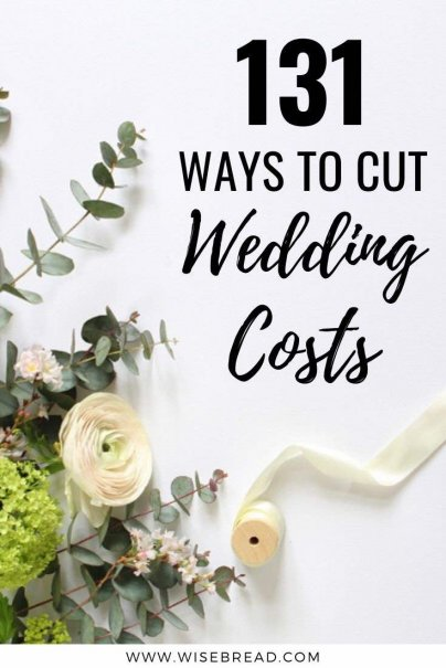 Going into debt because of a wedding isn't exactly the most romantic way to start a marriage, so read on for suggestions to help you save money on your wedding. | #weddinghacks #savemoney #moneysaving
