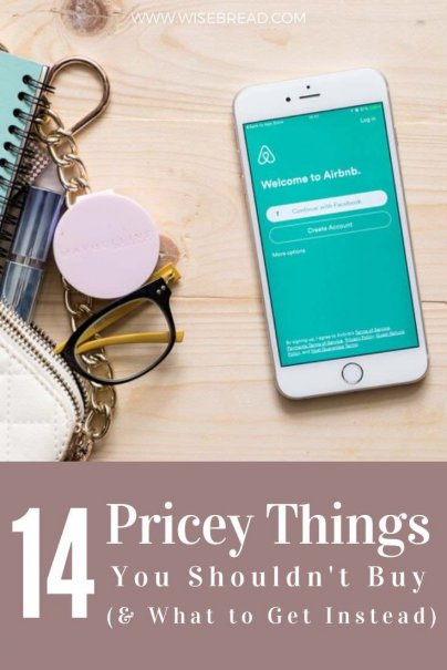 Savvy shoppers know that living a thrifty lifestyle doesn't mean that you have to give up on the finer things of life. Here are 14 thrifty ways to enjoy affordable alternatives to big ticket items. | #frugaltips #finances #savemoney