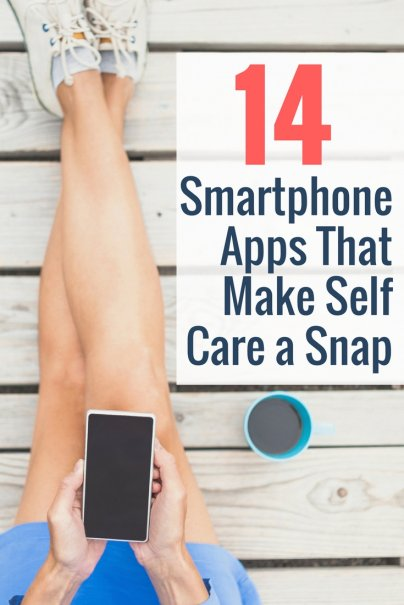 14 Smartphone Apps That Make Self-Care a Snap