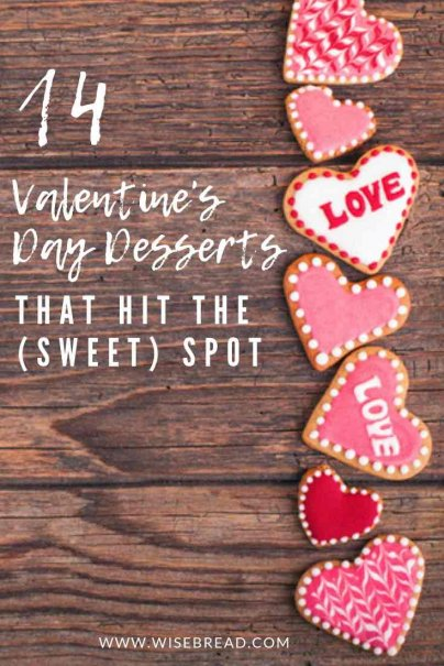 Want some easy valentines day desserts recipes? We've got some romantic and fancy treats for him! From chocolate strawberries, to cupcakes, heart shaped cookies, and more, we've got the DIY gift ideas for your special loved one! Save money and be more frugal this February! | #Valentinesday #sweettreats #valentinesdaydesserts
