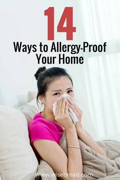 14 Ways to Allergy-Proof Your Home