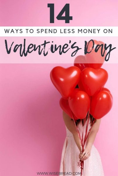 It's coming up to valentines day, so its time you to loosen your wallet once again. But this year you don't have to be a slave to the dollar sign if you're willing to put in a bit of thoughtfulness, creativity and time. From DIY gift ideas, to romantic budget date ideas that are low cost, we've got the ideas and tips to help you save money on this special day for you and your boyfriend, girlfriend, husband or wife. | #valentinesday  #cheapdates #frugalvalentinesday