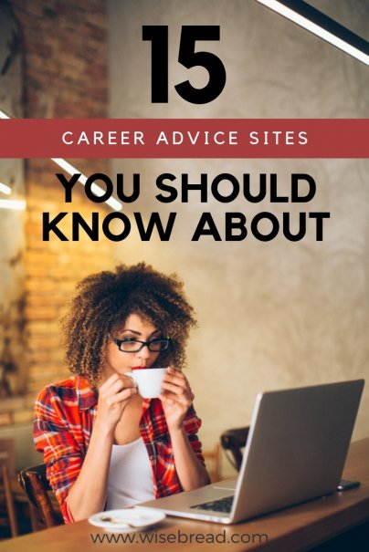 15 Career Advice Sites You Should Know About