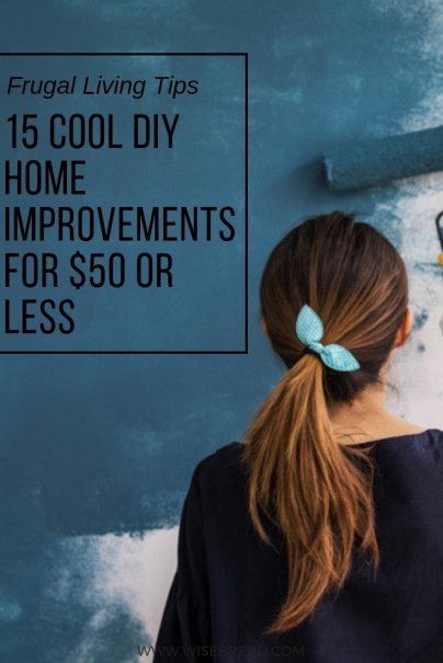 Looking for some DIY Home Improvements on a budget. We have the perfect easy ideas for your renovation or projects. Your Bathroom, bedroom, kitchen or outdoor area can have an inexpensive uplift! | #homeimprovement #DIY #renovations