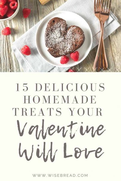 Want to make special homemade desserts for Valentines Day? We've got the best DIY treats for your special someone! From easy recipes liked be my valentine cookies, to unique options like chocolate dipped caramels to red velvet cheesecake brownies, we've got ideas and tips to win your Valentines heart! | #valentinesday #valentinesdaydesserts #recipes