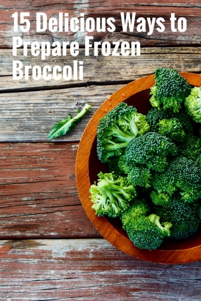 15 Delicious Ways to Prepare Frozen Broccoli