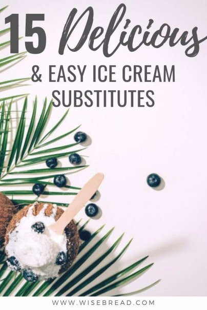 "Want some alternatives to normal ice cream? We've got some recipes for ""ice cream"" that are a lot easier, very interesting, and healthy. 
