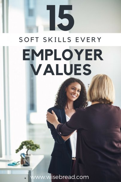 15 Soft Skills Every Employer Values