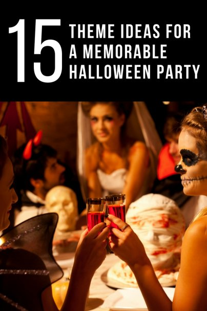 15 Theme Ideas for a Memorable Halloween Party