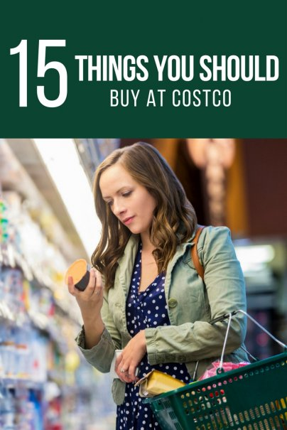 15 Things You Should Buy at Costco