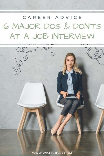 Job interview coming up? Don't be nervous! We've got the tips for you so you can win over that employer! | #jobinterview #careertips #career