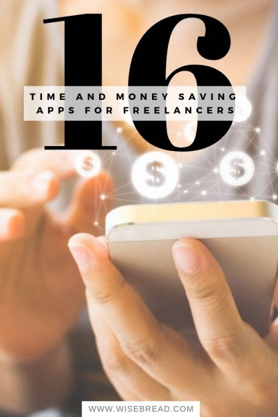 16 Time and Money Saving Apps for Freelancers