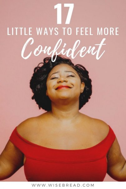 Want to learn how to gain confidence? We've got the simples and easy tips on how to look and feel confident. | #confidence #selfcare #confident