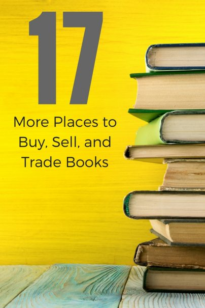 17 More Places to Buy, Sell, and Trade Books