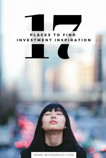17 Places to Find Investment Inspiration
