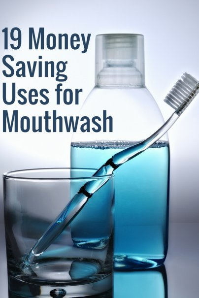 19 Money-Saving Uses for Mouthwash