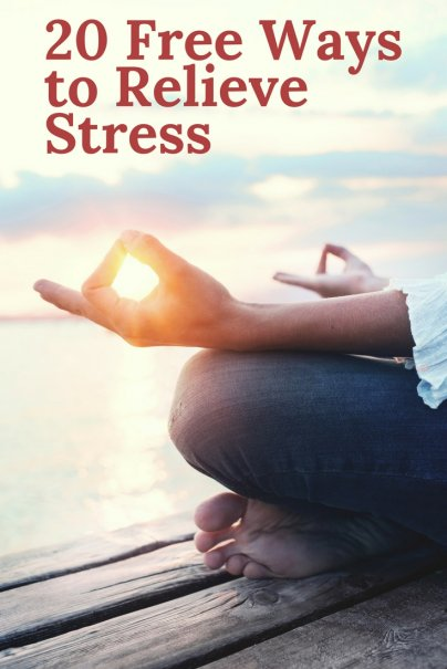 20 Free (or Really Cheap) Ways to Relieve Stress