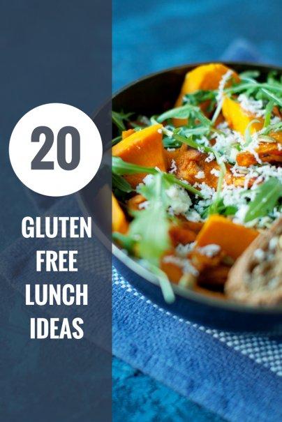 20 Gluten-Free Lunch Ideas