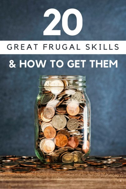 20 Great Frugal Skills — and How to Get Them