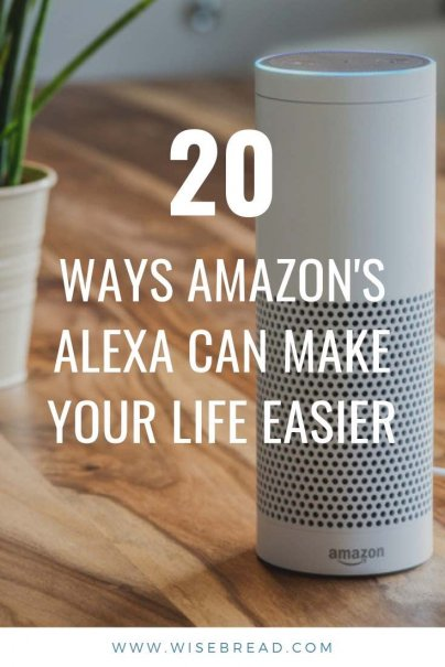 Amazon's Alexa is a personal assistant that can be the assistant you never knew you needed. She can check the traffic, manager your calendar, find your phone, find local hotspots and more! She is one life hack you need to know about, here's 20 ways she can make your life more productive and easier! | #amazonalexa #personalassistant #millennialtips