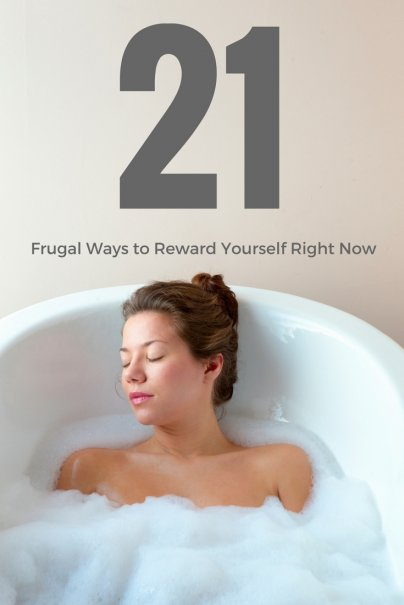 21 Frugal Ways to Reward Yourself Right Now