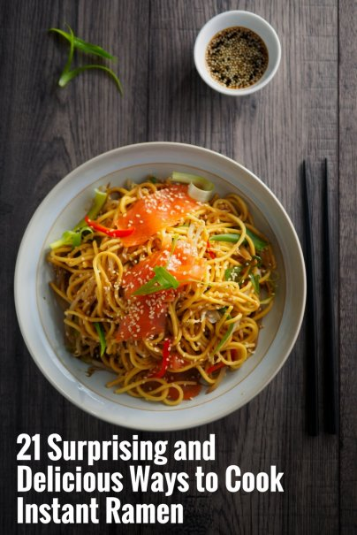 21 surprising and delicious ways to cook instant ramen