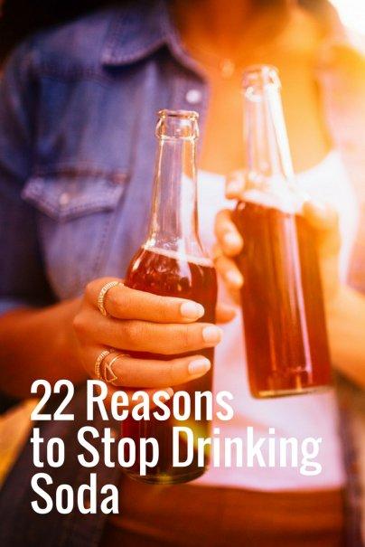 22 Reasons to Stop Drinking Soda