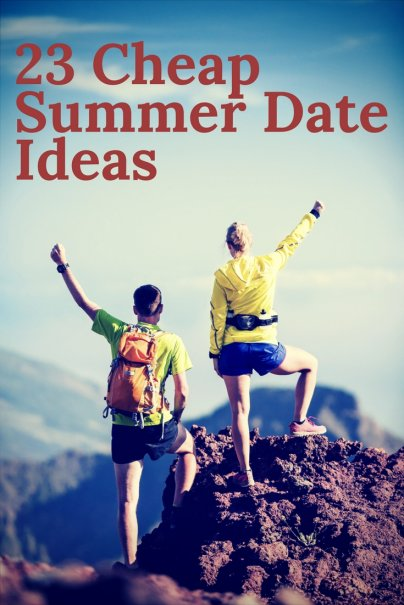 23 Cheap Summer Date Ideas