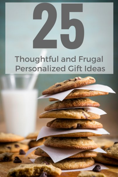 25 Thoughtful and Frugal Personalized Gift Ideas