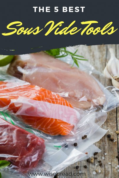 The 5 Best Sous Vide Tools