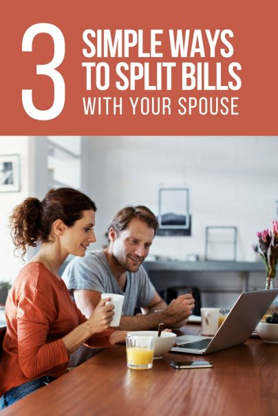 3 Simple Ways to Split Bills With Your Spouse