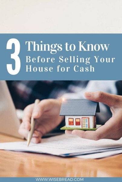 If you're considering selling your house for cash to an investor, make sure you do your homework, and back away if you detect any of the following red flags. | #personalfinance #firsthome #realestate