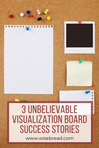 3 Unbelievable Visualization Board Success Stories