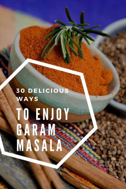 30 delicious ways to enjoy garam masala forumfinder Images