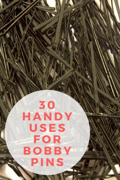 30 Handy Uses for Bobby Pins