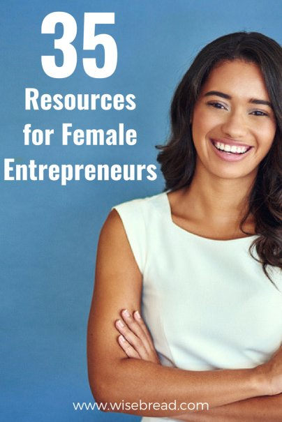 35 Resources for Female Entrepreneurs
