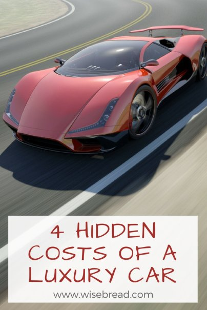 4 Hidden Costs of a Luxury Car
