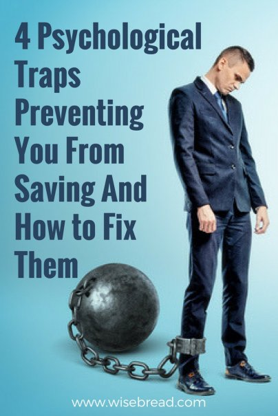 4 Psychological Traps Preventing You From Saving — And How to Fix Them