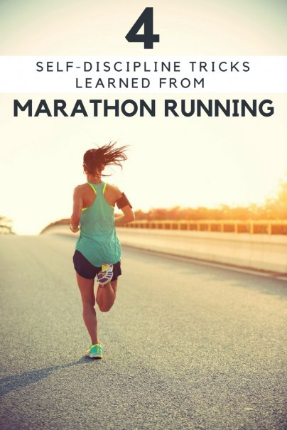 4 Self-Discipline Tricks I Learned From the Marathon