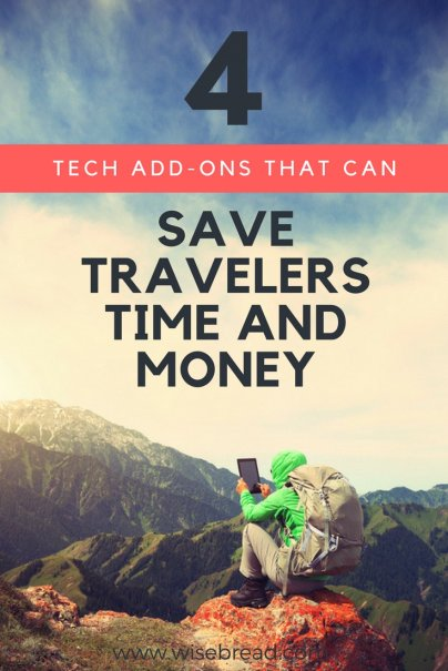 4 Tech Add-Ons That Can Save Travelers Time and Money