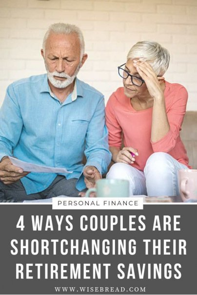 Starting to plan for retirement? Whether you're retiring soon, or decades away, there are some key mistakes some couples make. It's not too late to fix them, and addressing these problems now can potentially stave off issues in the future. | #retirement #retirementhacks #personalfinance
