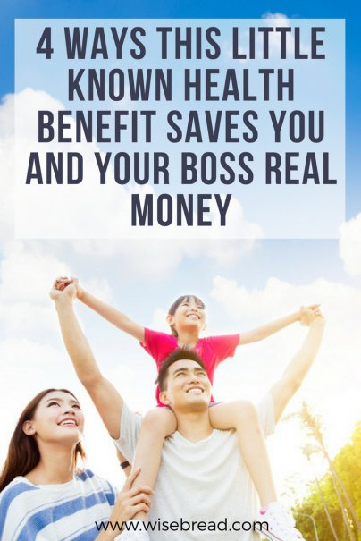 4 Ways This Little Known Health Benefit Saves You and Your Boss Real Money