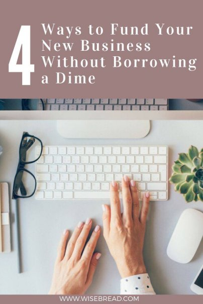 It may be difficult to fund a new business without using loans or credit cards, but it's not impossible. Here are some tried-and-true ways to avoid taking on debt when becoming your own boss.| #Career #smallbusiness #careeradvice