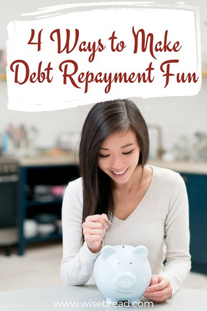 4 Ways to Make Debt Repayment Fun