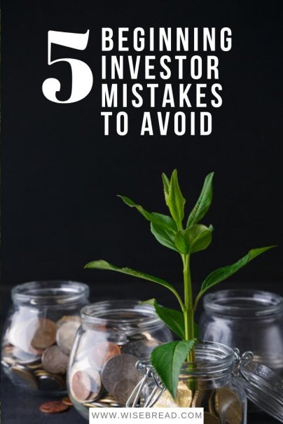 Thinking of investing? Avoid the rookie mistakes with our easy tips. From avoiding risk, to fearing the crash and listening to the guy at the bank, we have detailed what beginner investors should avoid!   #personalfinance #moneymatters #investing