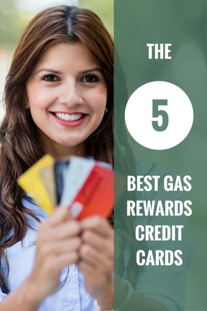 5 Best Gas Rewards Credit Cards