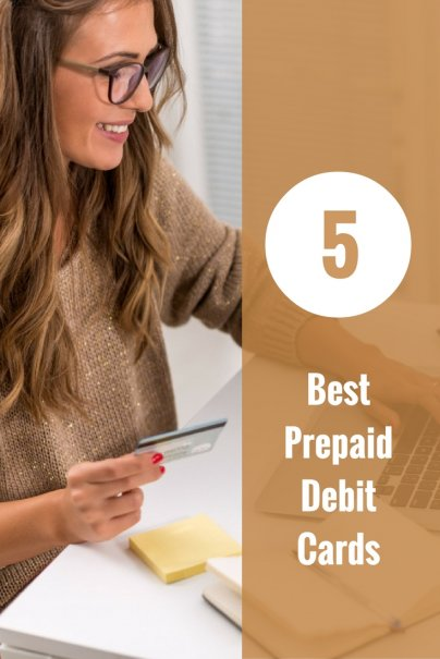 5 Best Prepaid Debit Cards